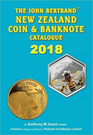 2018 NZ COIN & BANKNOTE CATALOGUE New Zealand