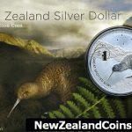 2007 Kiwi Treasures Bullion Dollar