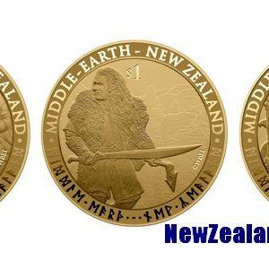 Hobbit Rare Gold Coins