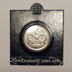 2004 10 ct NZ New Zealand Coins